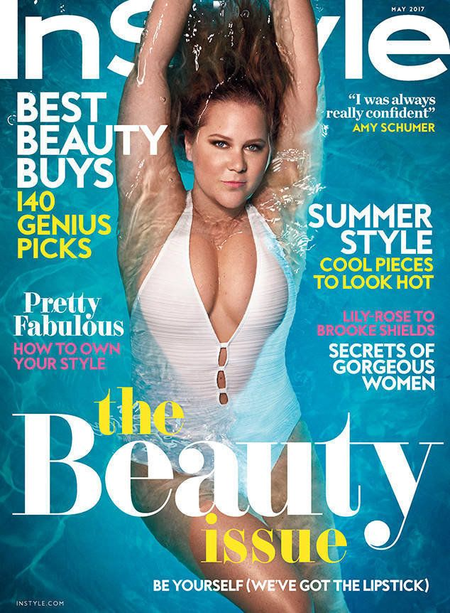 Amy Schumer Shows Haters What A Bikini Body Looks Like After Body