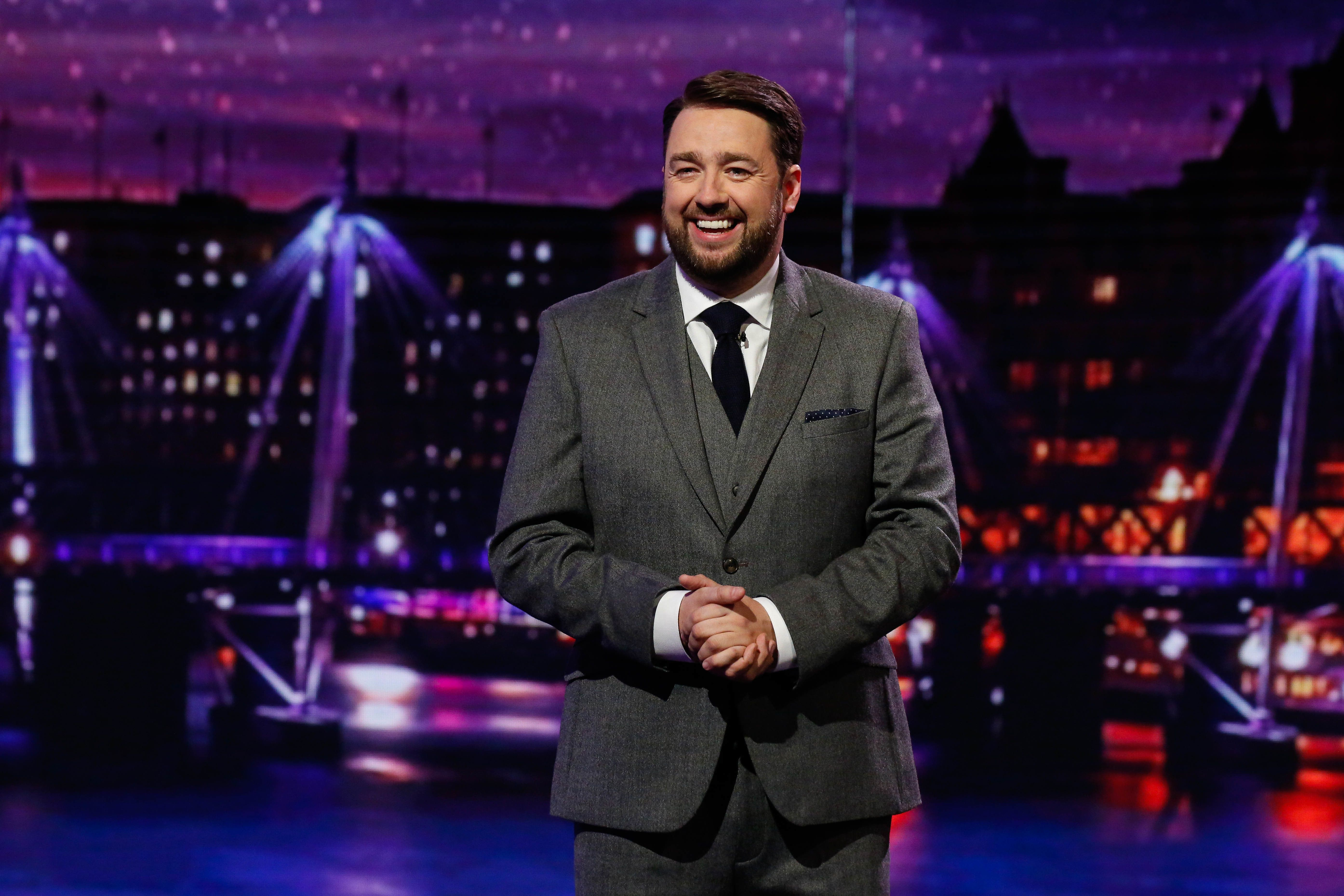 Has Jason Manford Just Gone And Saved 'The Nightly