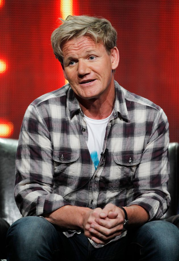 Gordon Ramsay Turned Down 'Great British Bake Off' Because He Didn't Want 'Mary Berry's Sloppy