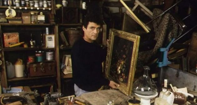 Ian McShane starred as Lovejoy in the hit BBC