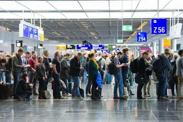 An airline has the right to deny boarding if a flight is