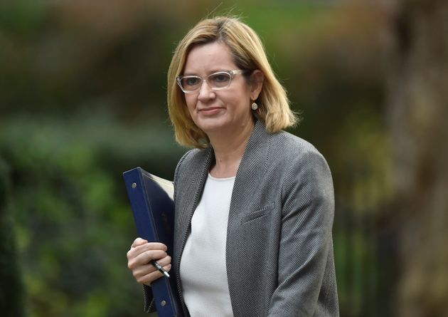 Amber Rudd announced a crackdown on international students at the Tory party conference in