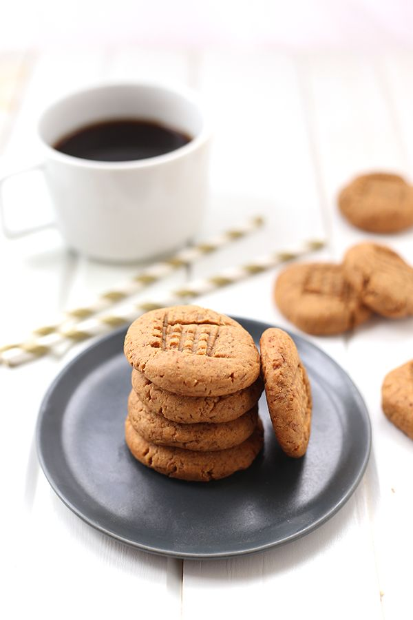 """<strong>Get the <a href=""""http://www.thehealthymaven.com/2015/09/video-healthy-peanut-butter-cookies.html"""" target=""""_blank"""">Hea"""