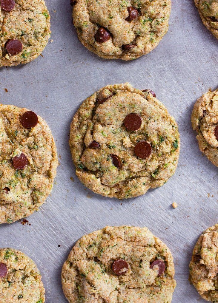 """<strong>Get the <a href=""""http://chocolatecoveredkatie.com/2016/12/08/chocolate-chip-kale-cookies/"""" target=""""_blank"""">Chocolate"""