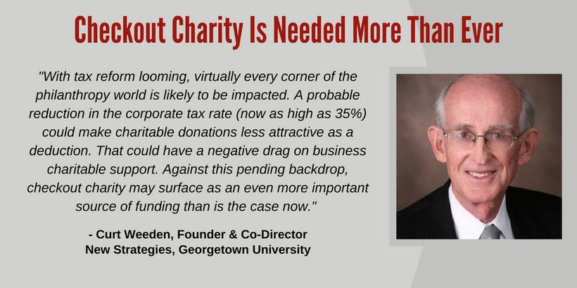 What Will Replace 'Checkout Charity' After Big Retailers are