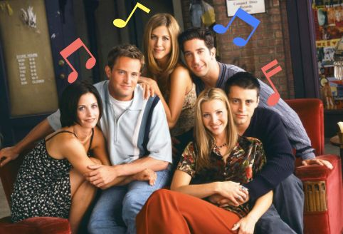 A 'Friends' Musical Is Opening In New York This