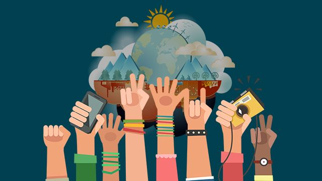 3 Ways Young People Can Come Together To Fight Climate