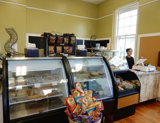 <p>Shore Gourmet Market at Caroline Schoolhouse's Culinary Arts Center, Denton  MD</p>