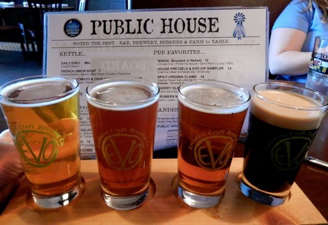 Evolution Craft Brewing, Public House, Salisbury MD