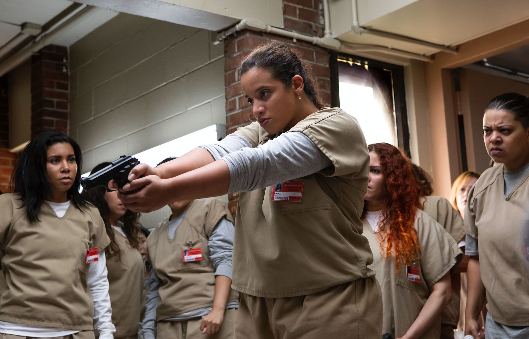 'Orange Is The New Black' Series Five Trailer Reveals The Minutes After *That*