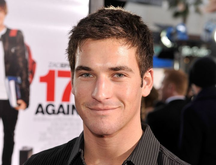 """Clay Adler at the premiere of """"17 Again"""" in 2009."""