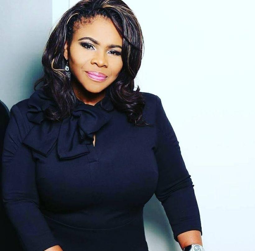 Author & Speaker Yolanda Shields