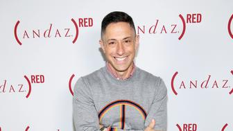 WEST HOLLYWOOD, CA - MARCH 09:  Designer Jonathan Adler attends (ANDAZ) RED Suite Opening at Andaz West Hollywood on March 9, 2017 in West Hollywood, California.  (Photo by Rachel Murray/WireImage)