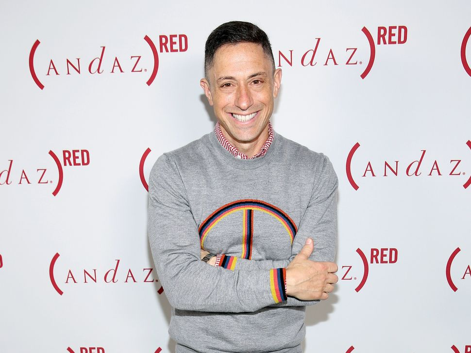 Designed Jonathan Adler unveiled the (RED) suite at Andaz West Hollywood on March 9.