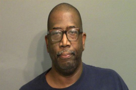Kenneth Adkins faces up to life in prison when he's sentenced at the end of April.