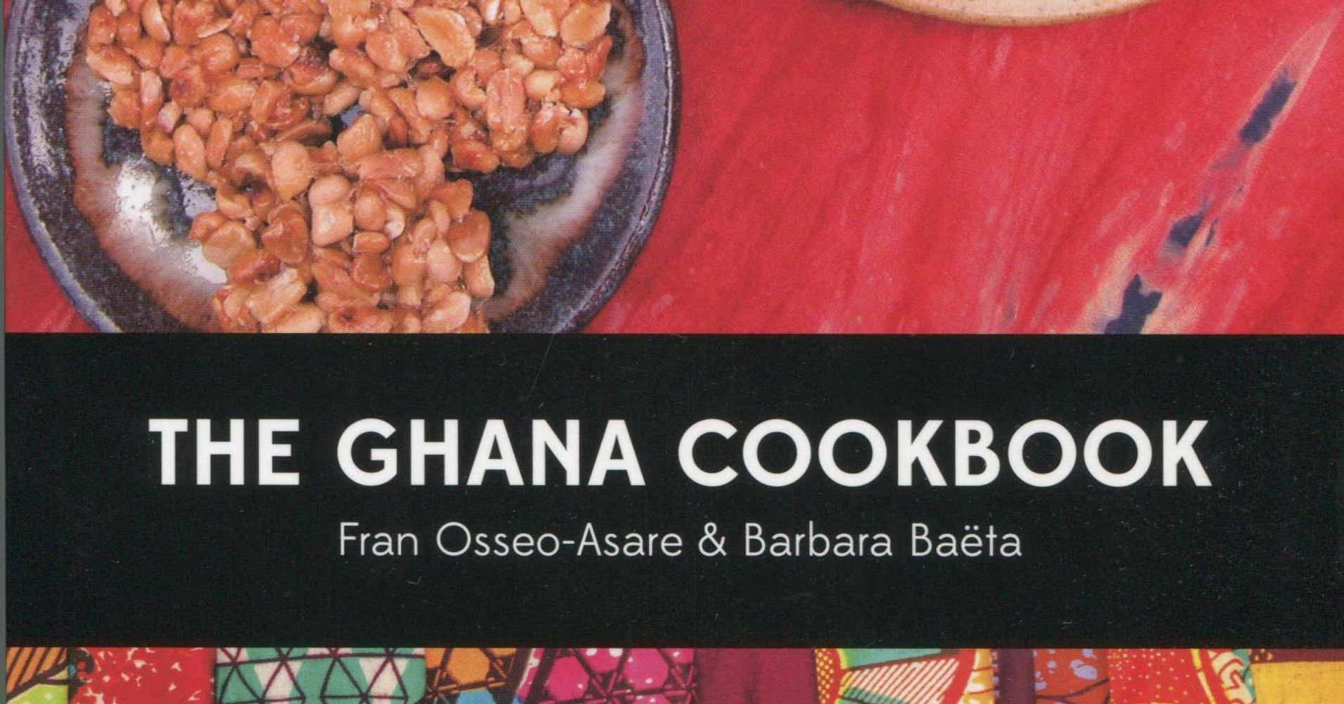 Cookbook review the ghana cookbook huffpost forumfinder Choice Image