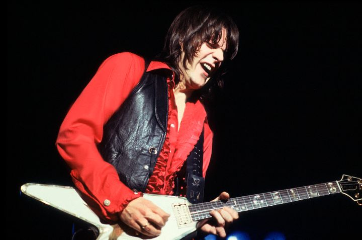 Outside of his success with The J. Geils Band, Geils also released two albums in the mid-1990s with his band Bluestime.
