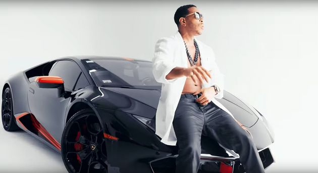 Ludacris's Photoshopped Body Attracts Attention... But It's A Recurring Theme In His Music