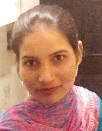 Pardeep Kaur was murdered on 17 October last