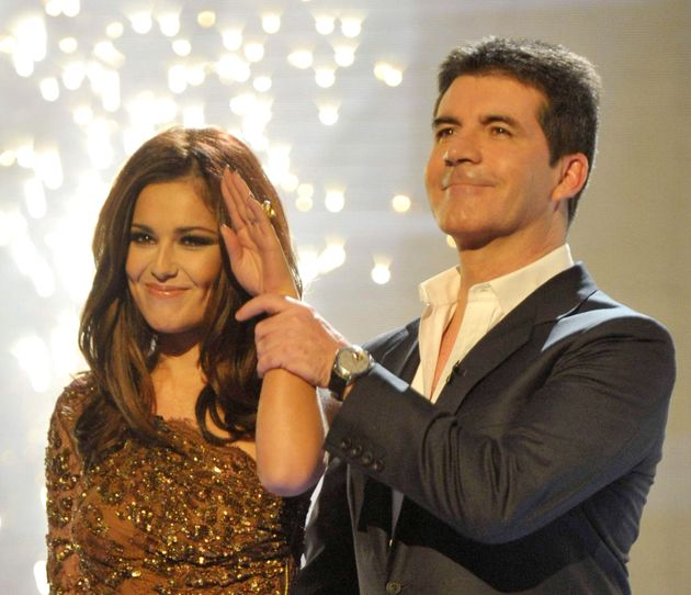 Simon Cowell is working on Cheryl's return to