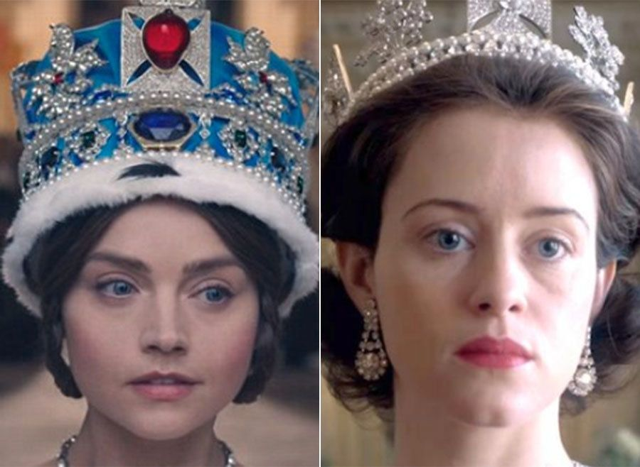 Claire Foy 'Relieved' To Be Leaving 'The Crown', But Jenna Coleman's Going