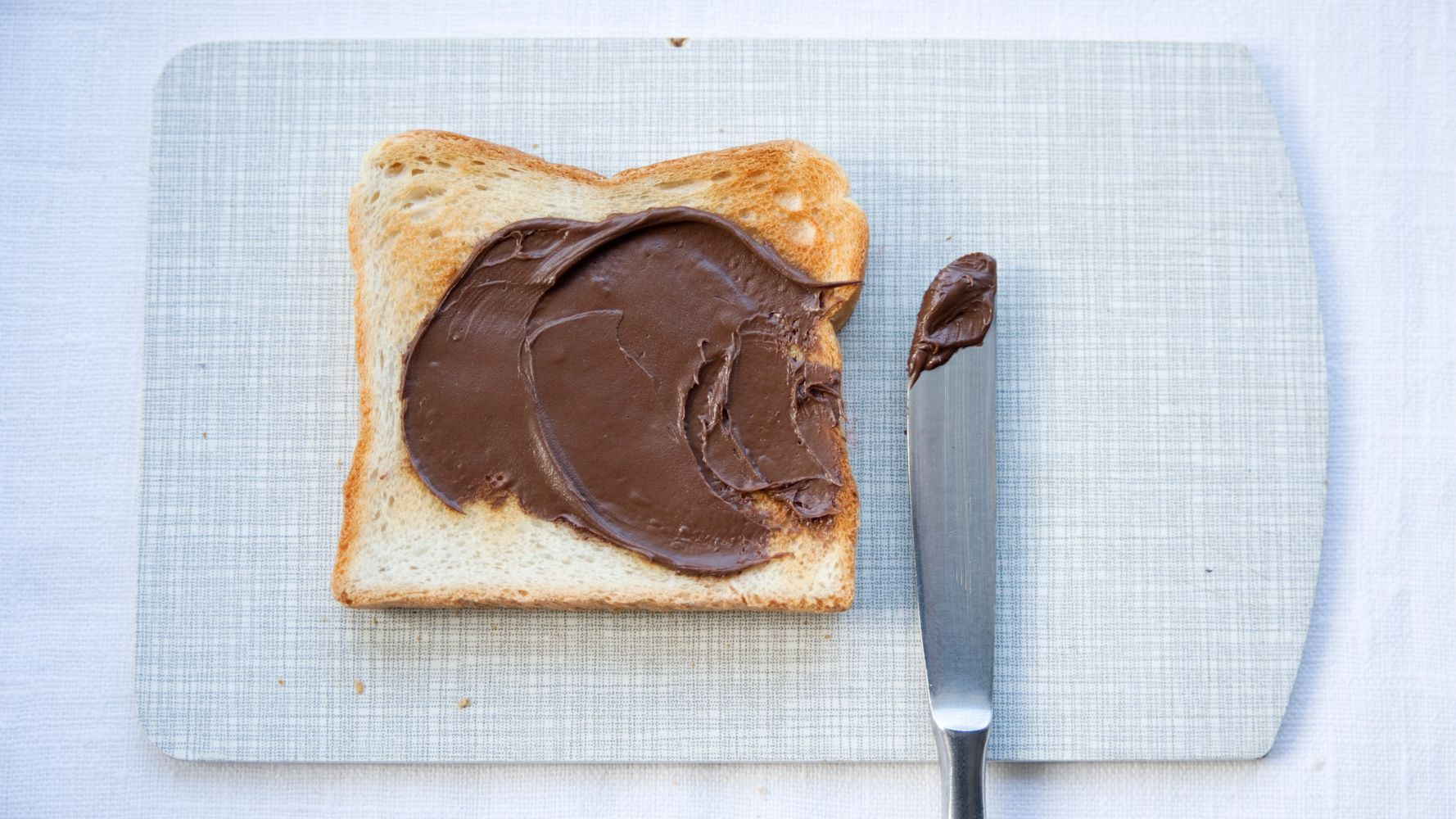 Nutella And Tesco Chocolate Spreads Contain 57 Teaspoons Of