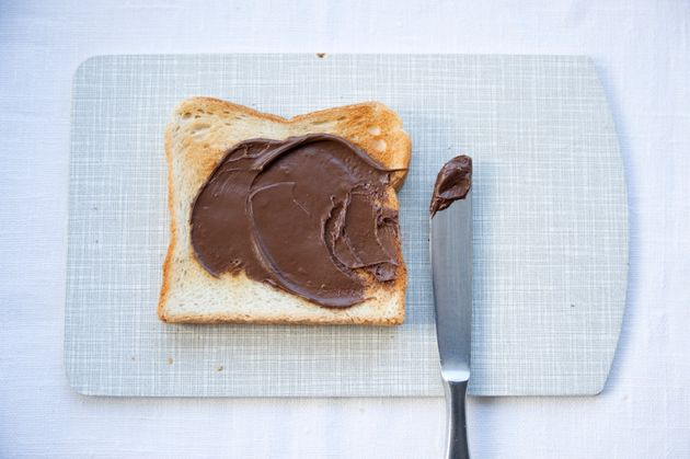 Nutella And Tesco Chocolate Spreads Contain '57 Teaspoons Of Sugar' Per
