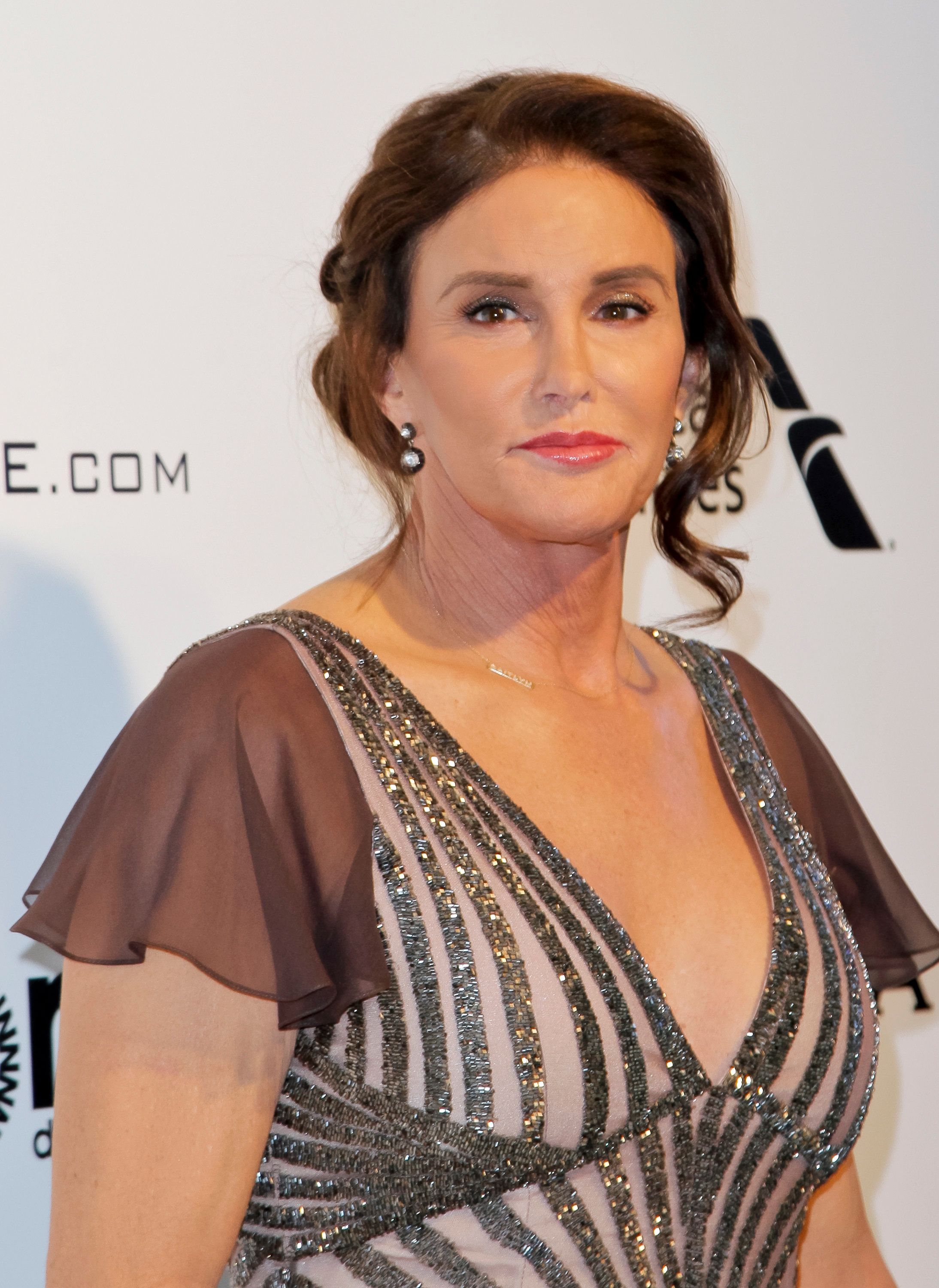 Caitlyn Jenner attends the 2017 Elton John AIDS Foundation Academy Awards Viewing Party in  West Hollywood, California, on February 26, 2017. / AFP / TIBRINA HOBSON        (Photo credit should read TIBRINA HOBSON/AFP/Getty Images)