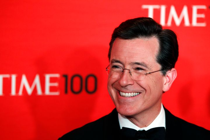 Stephen Colbert has been edging out late-night host Jimmy Fallon in the ratings wars for weeks now.