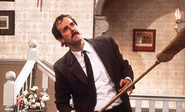 John Cleese Signs Up For BBC Sitcom 38 Years After 'Fawlty Towers'