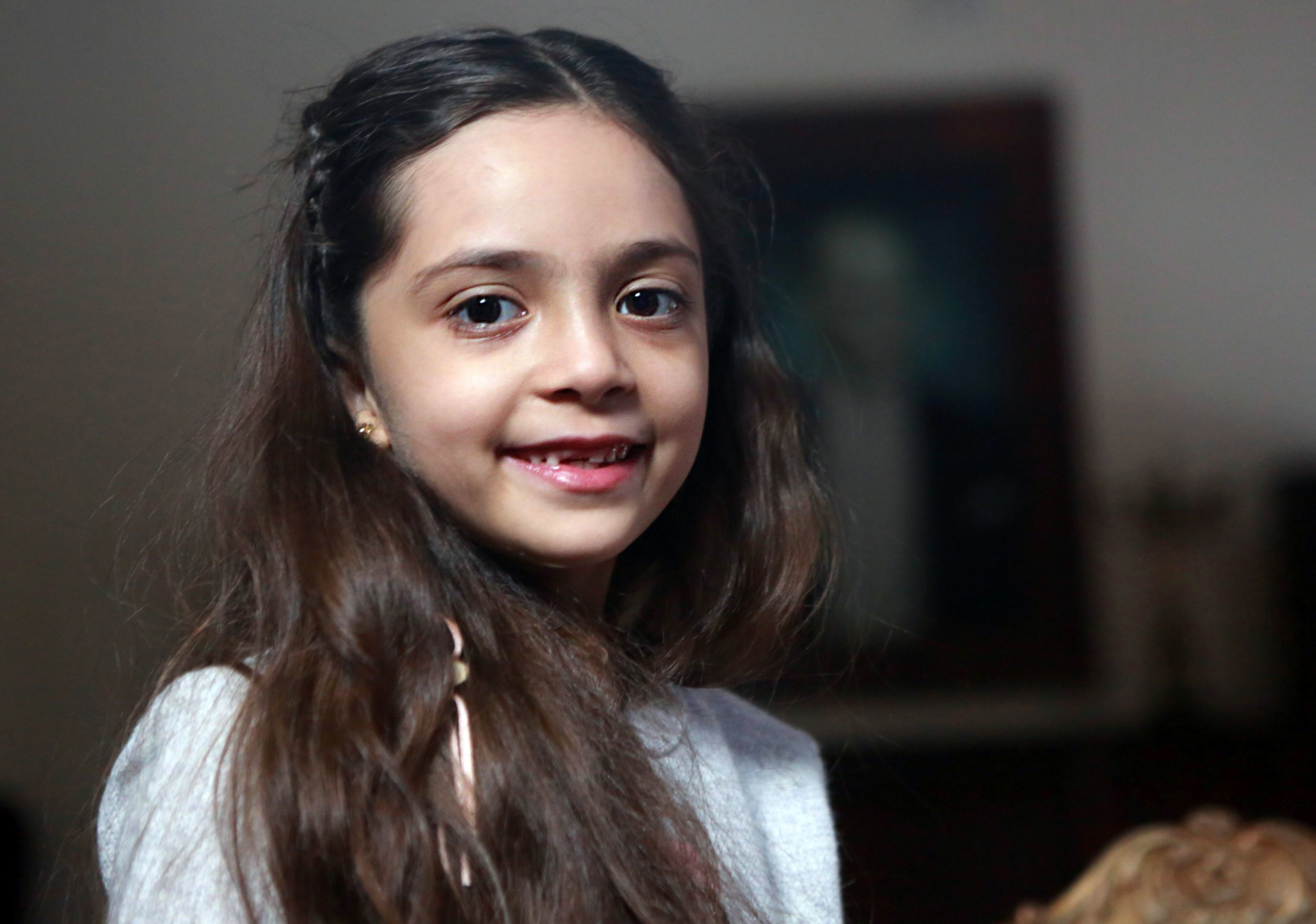 7-Year-Old Refugee Who Tweeted During Aleppo Siege Is Writing A