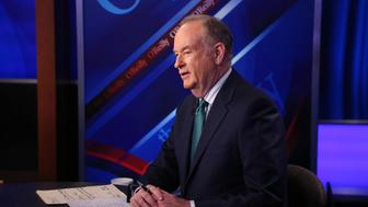 NEW YORK, NY - MARCH 17:  Host Bill O'Reilly appears on 'The O'Reilly Factor' on The FOX News Channel at FOX Studios on March 17, 2015 in New York City.  (Photo by Rob Kim/Getty Images)