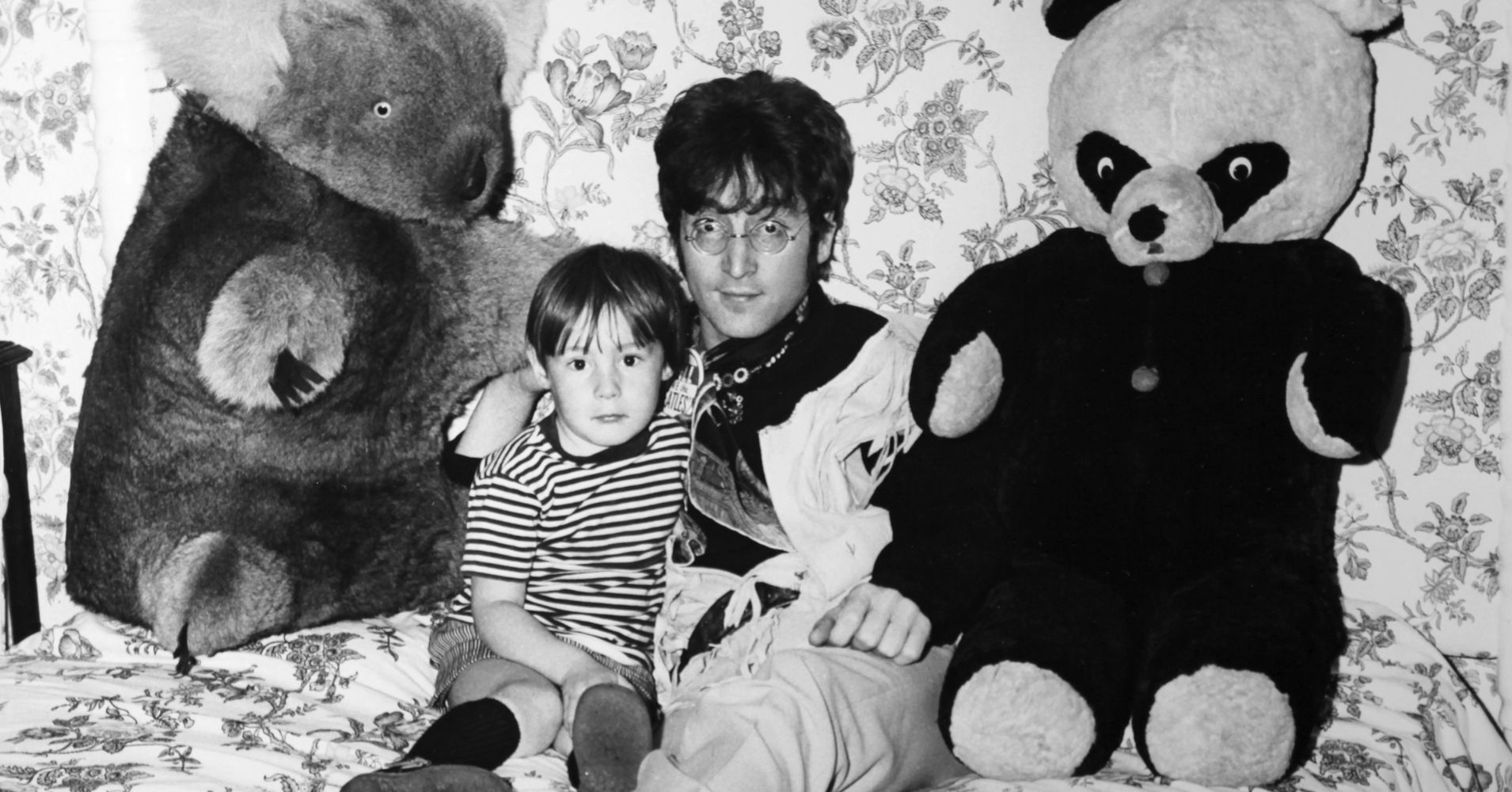 The Sign Julian Lennon Received From His Late Father John