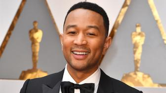 HOLLYWOOD, CA - FEBRUARY 26:  Musician John Legend attends the 89th Annual Academy Awards at Hollywood & Highland Center on February 26, 2017 in Hollywood, California.  (Photo by Jeff Kravitz/FilmMagic)