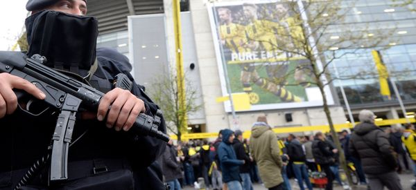 Germany Detains Suspect In Attack On Top Soccer Team