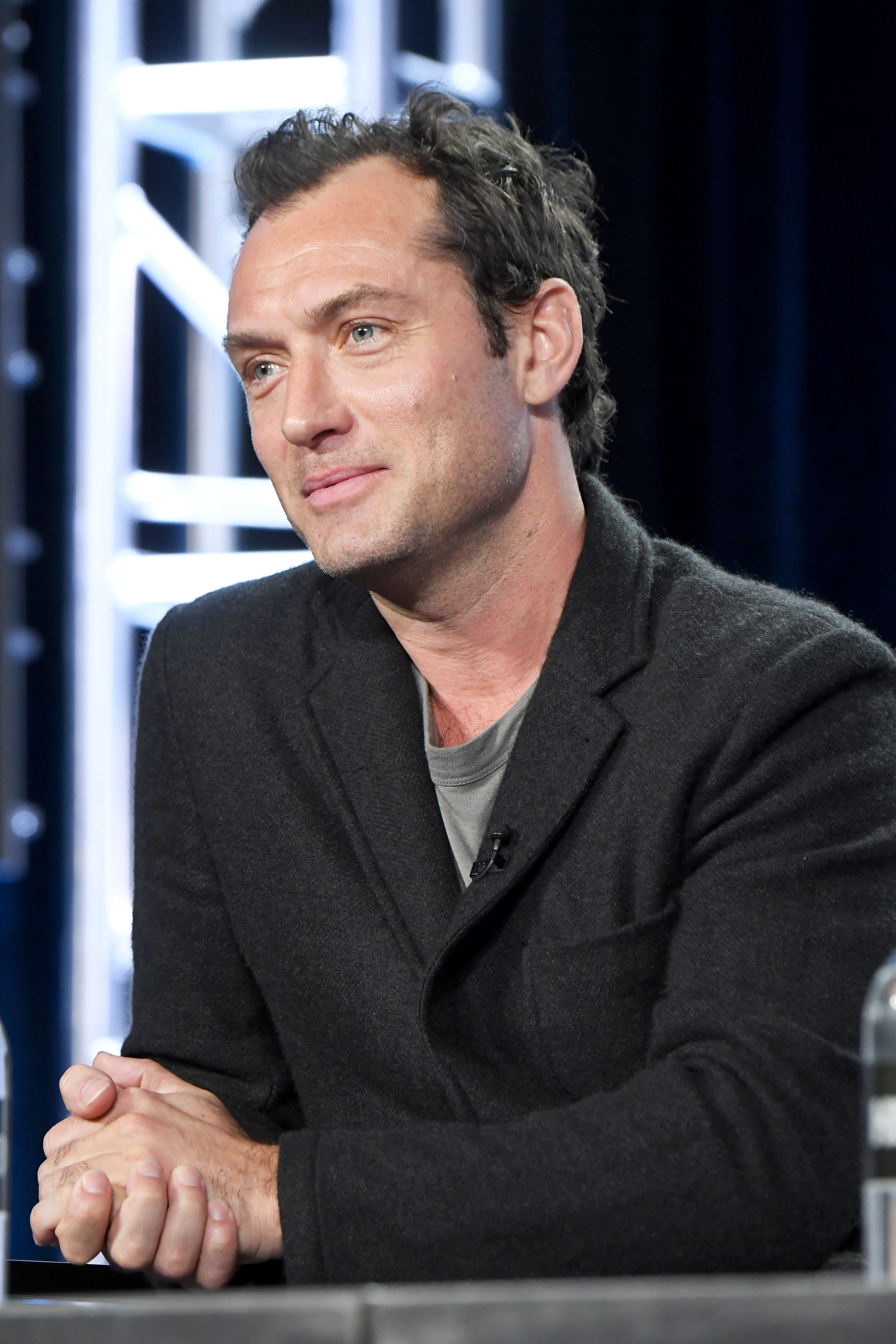 Jude Law Cast As Young Dumbledore For 'Fantastic Beasts'