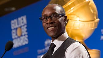 Actor Don Cheadle attends The 74th Annual Golden Globe Awards Nominations at The Beverly Hilton Hotel, in Beverly Hills, California, on December 12, 2016. / AFP / VALERIE MACON        (Photo credit should read VALERIE MACON/AFP/Getty Images)