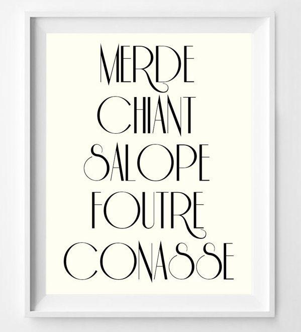 "<a href=""https://www.etsy.com/listing/168113538/french-swear-words-french-language?ref=market"" target=""_blank"">French swear w"