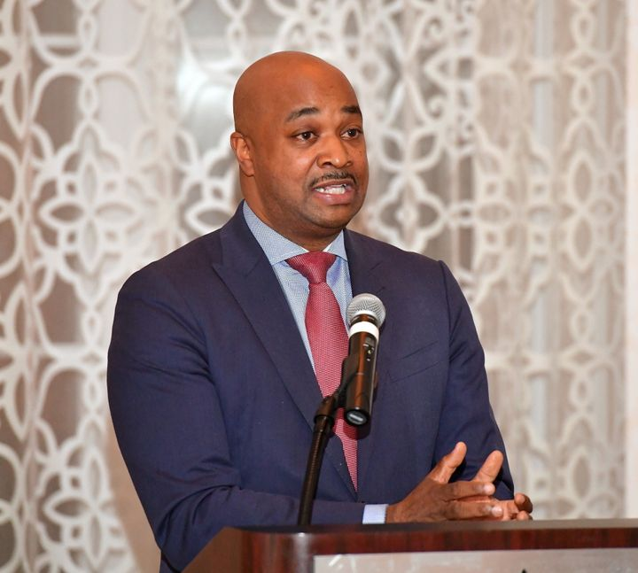 Kwanza Hall, a candidate for mayor of Atlanta, has since walked back his climate denial comments.