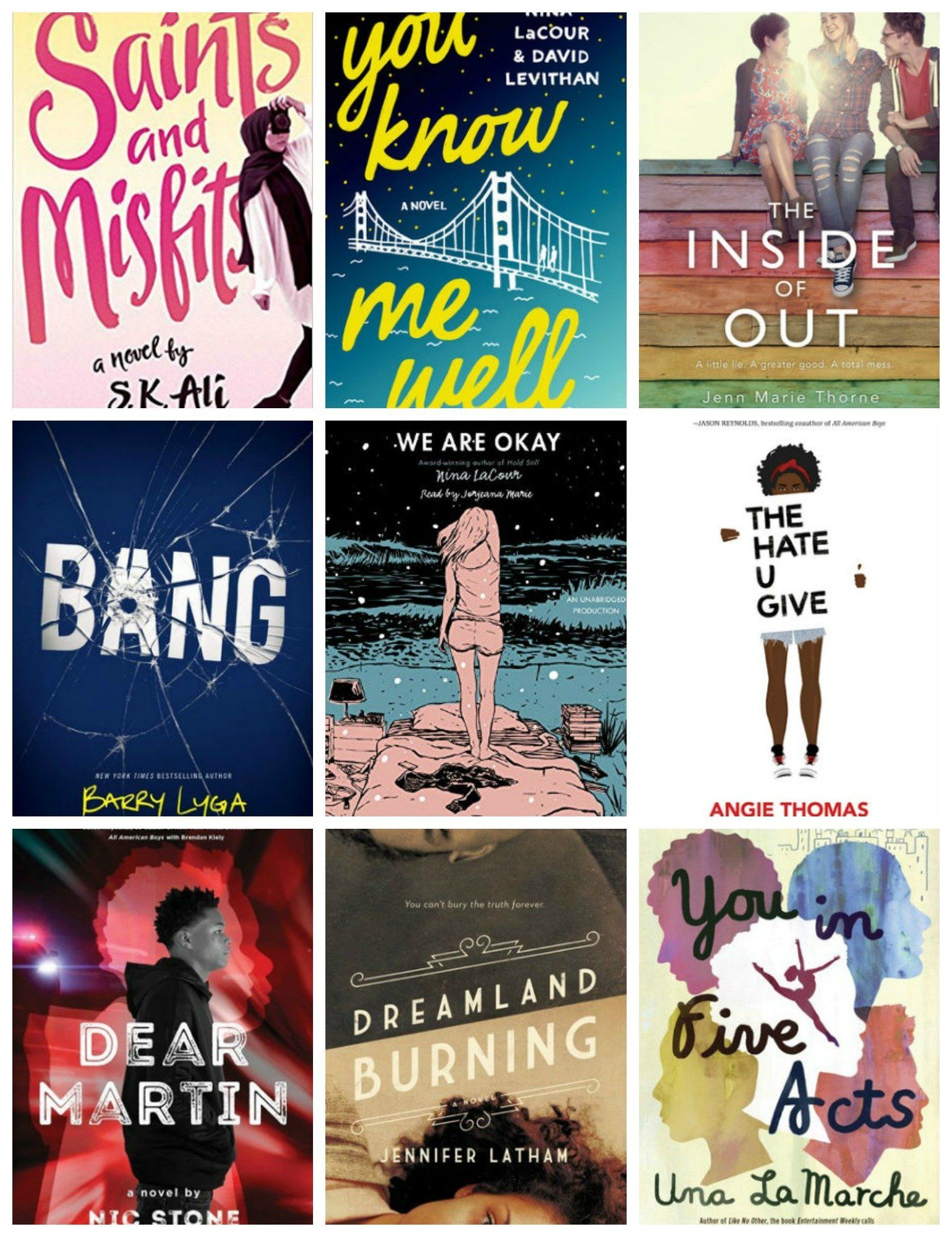 9 Great Young Adult Novels For Politically Engaged