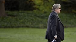 Trump Again Downplays Steve Bannon's White House