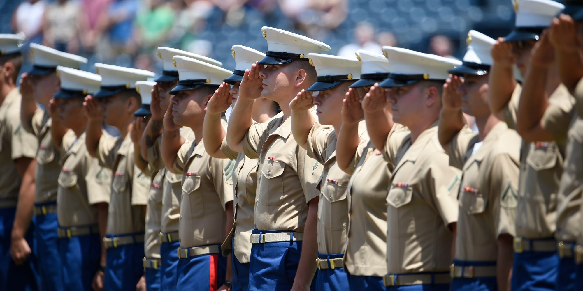 93 Female Marines Write Letter Urging Service To Address Rampant Misogyny