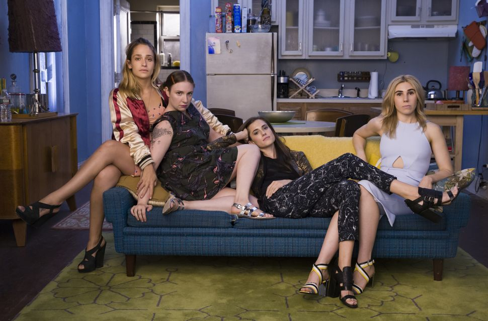 "The girls of ""Girls,"" season 6."