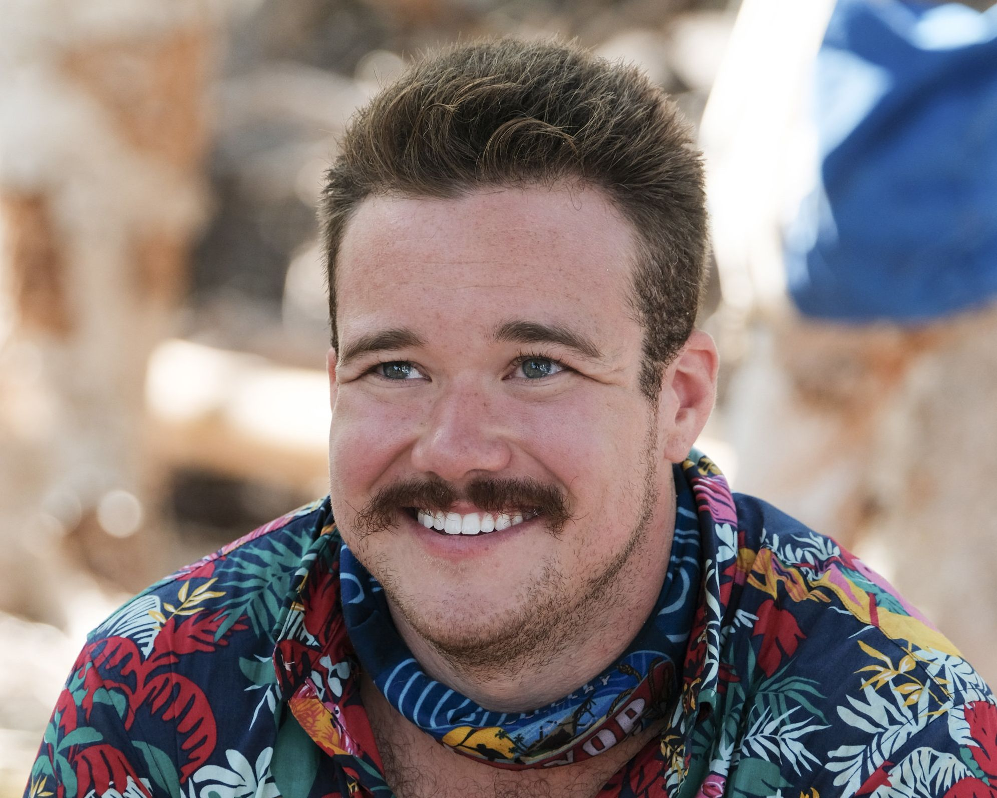 """Zeke Smith was outed as transgender by Jeff Varner on Wednesday night's episode of """"Survivor: Game"""