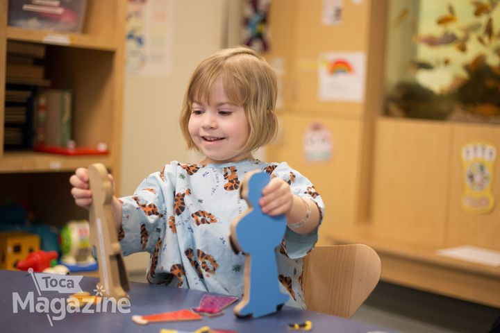 In honor of the new app, Toca Boca visited Maimonides Medical Center to observe kids at play.