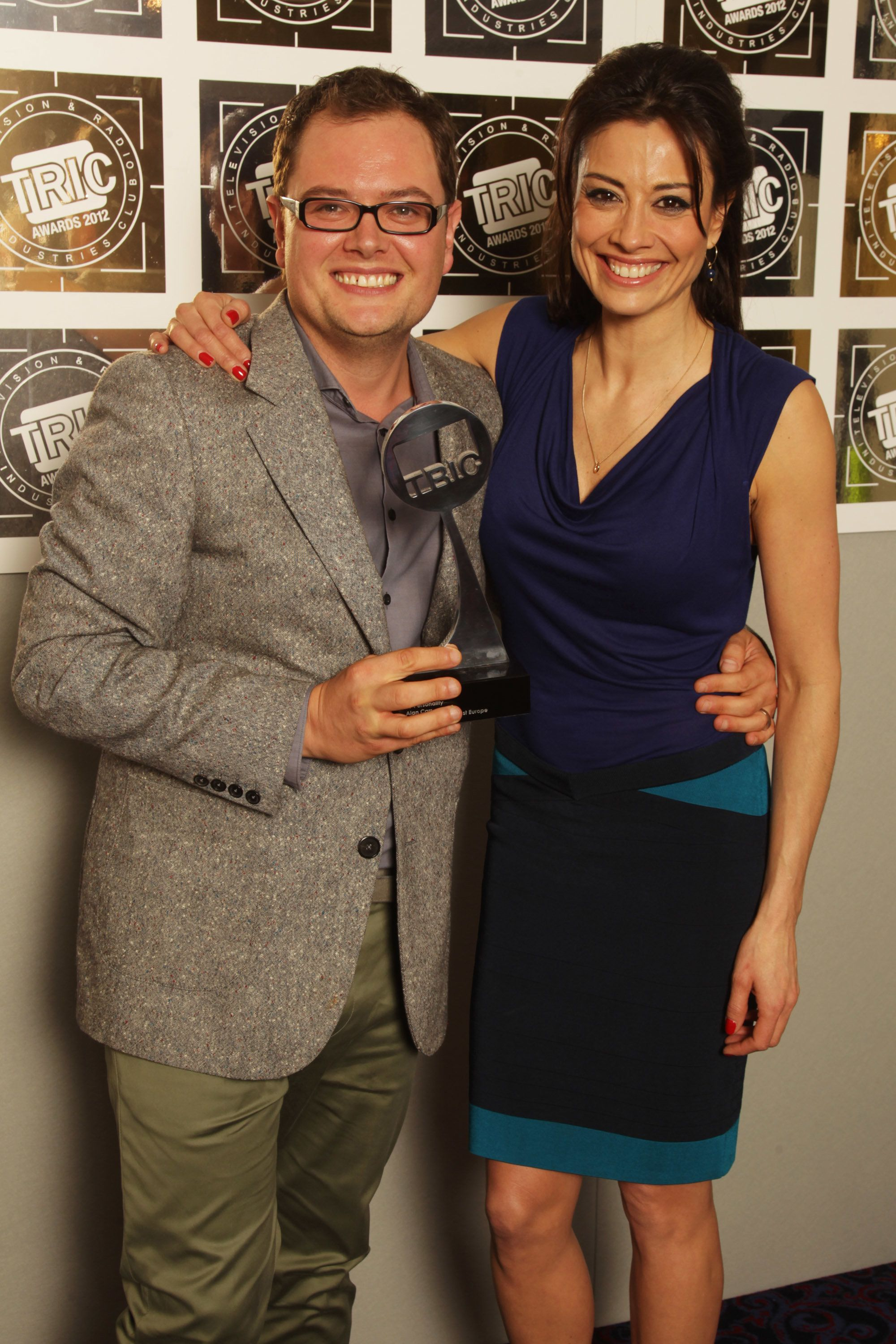 Alan Carr And Melanie Sykes To Present The LGBT Awards