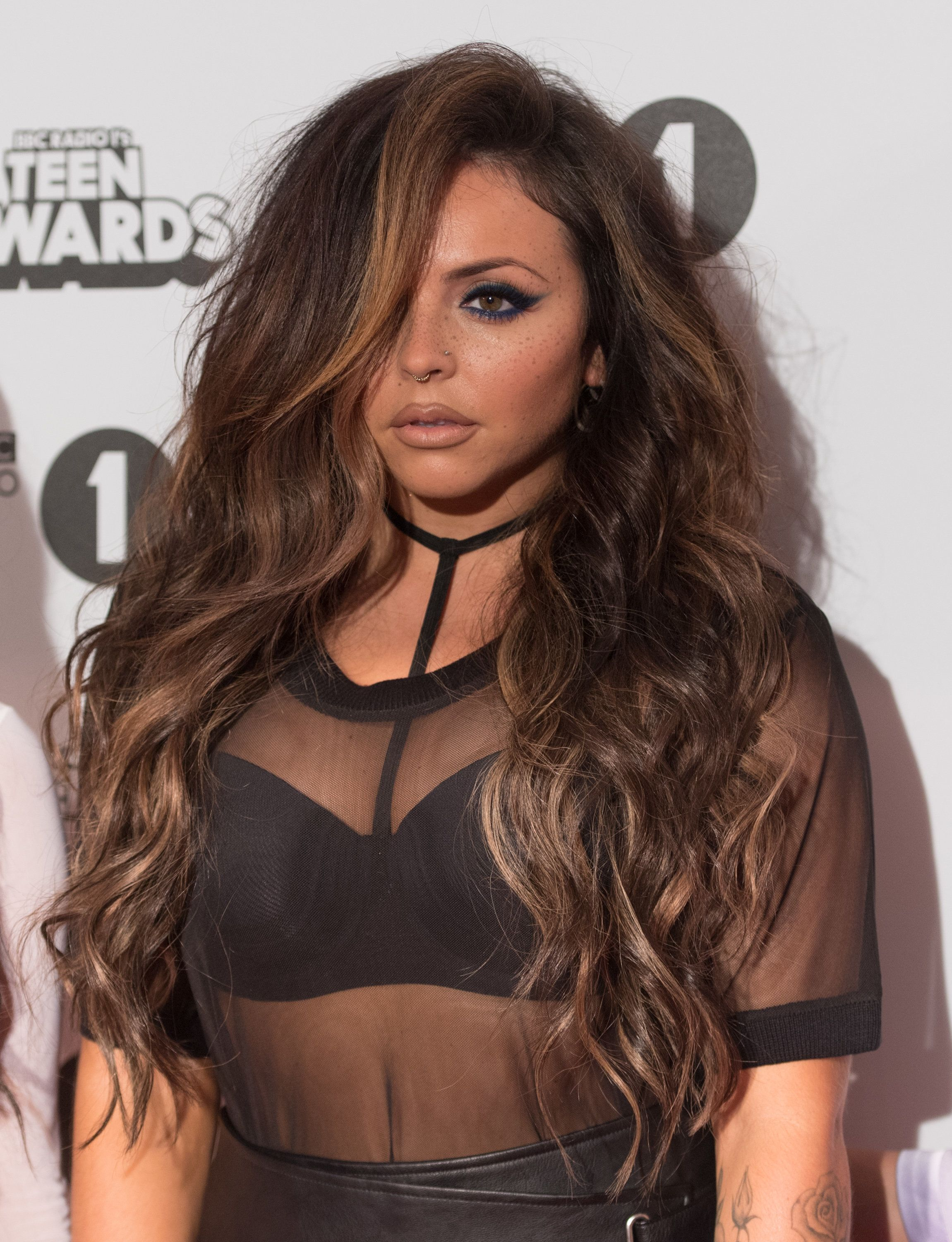 Little Mix's Jesy Nelson Hints At Split From 'TOWIE'