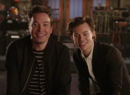 Harry Styles Is As Adorable As Ever In New 'SNL' Trailer (And Jimmy Fallon Isn't Too Bad Either)