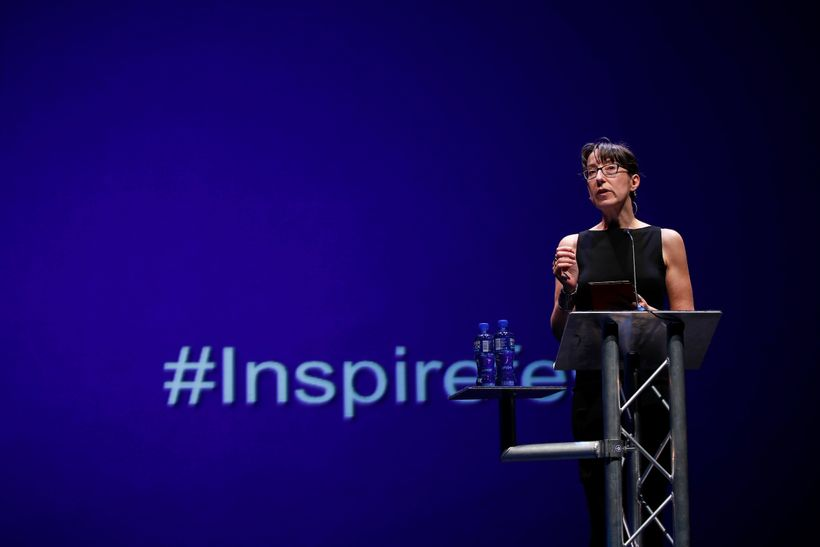 Ann O'Dea, Founder @ CEO of Inspirefest (international sci-tech festival with diversity and inclusion at its core).