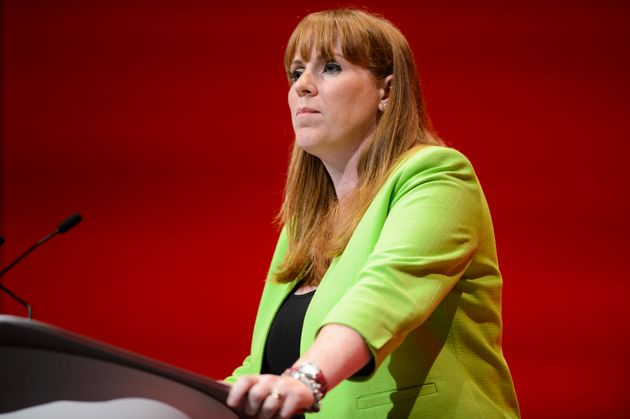 Angela Rayner has been critical of the government's grammar school